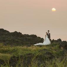 象鼻石-沖繩恩納村萬座毛婚紗攝影