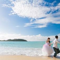 STWEDDING沖繩海灘婚紗照