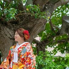 日本傳統花嫁和服婚紗照