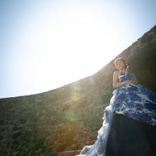 沖繩古代風情婚紗攝影-座喜味城跡